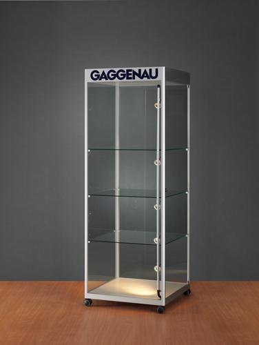Vitrine réalisée pour Gaggenau
