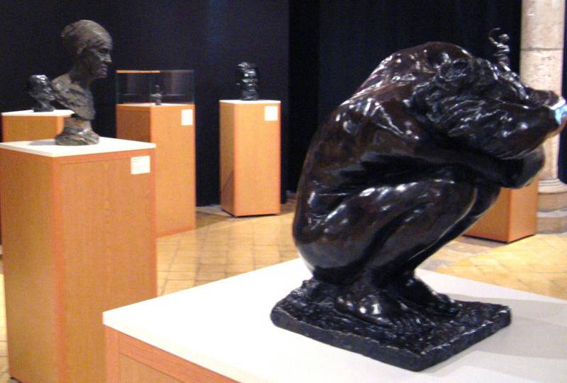 Exposition Camille Claudel